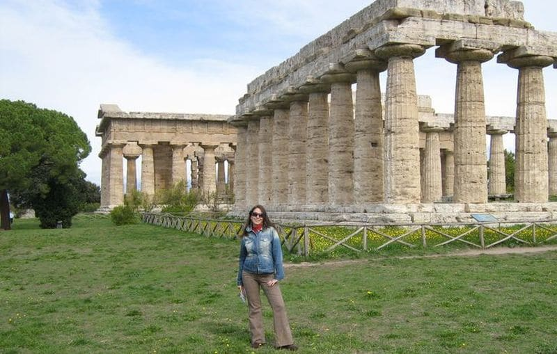 Templi di Paestum, l'antica Poseidonia in provincia di Salerno
