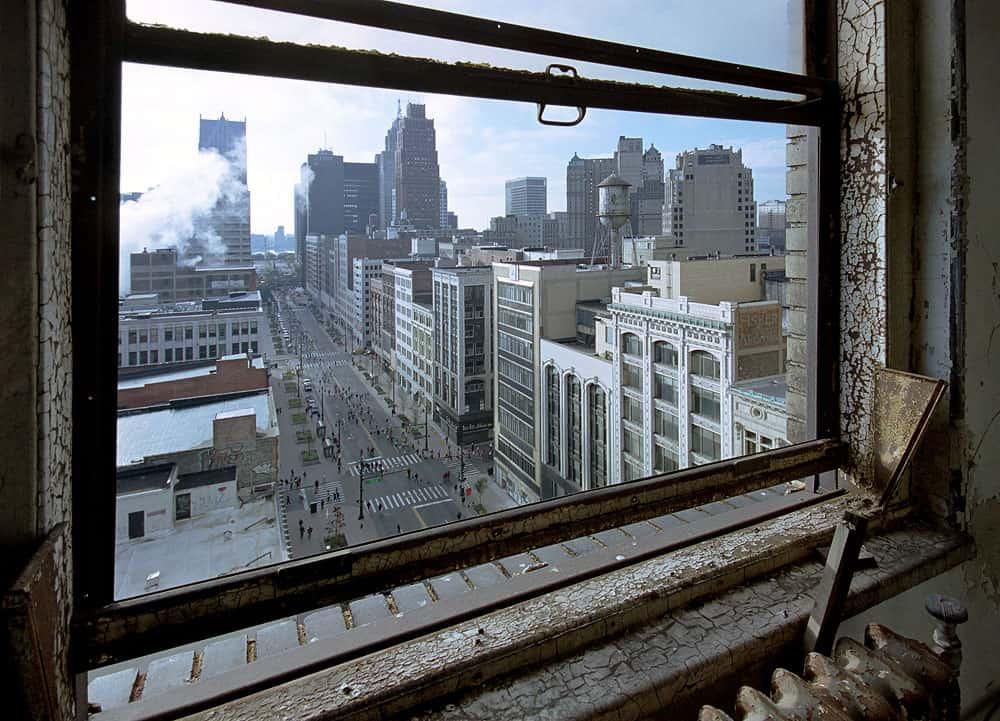 Yves Marchand, Romain Meffre e le rovine di Detroit