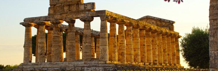 Cosa vedere a Paestum: i templi della Magna Grecia nei dintorni di Salerno