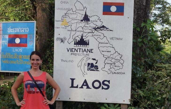 L'isola di Don Sao sul Mekong: un piccolo assaggio di Laos