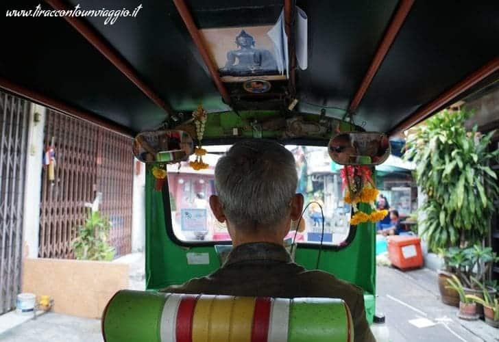 Le piccole truffe dei tuk tuk di Bangkok: la mia disavventura a lieto fine