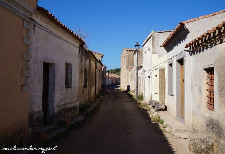 San Salvatore di Sinis in Sardegna: villaggio western abbandonato