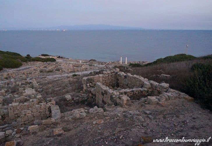 Sito archeologico di Tharros: nuraghi e fenici sulla Penisola del Sinis