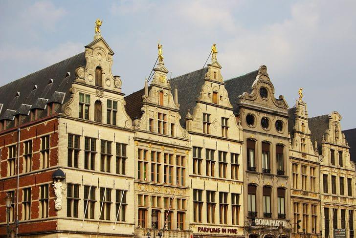 Un giorno ad anversa la citt belga dei diamanti ti for Hotel ad anversa