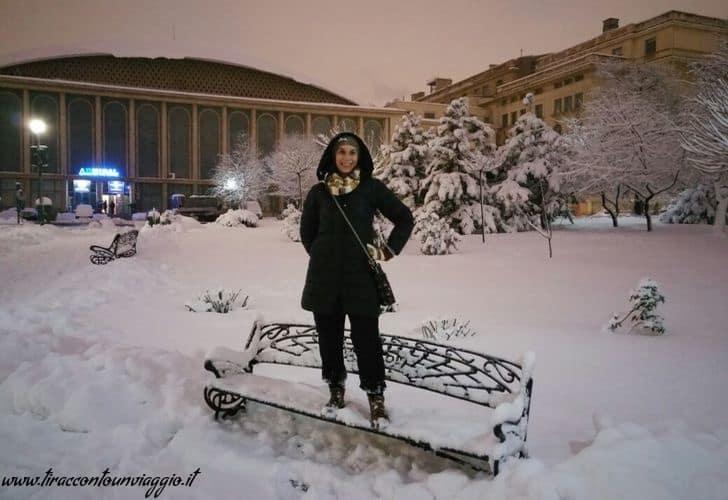 Nell'inverno della Romania più freddo degli ultimi 50 anni: io c'ero