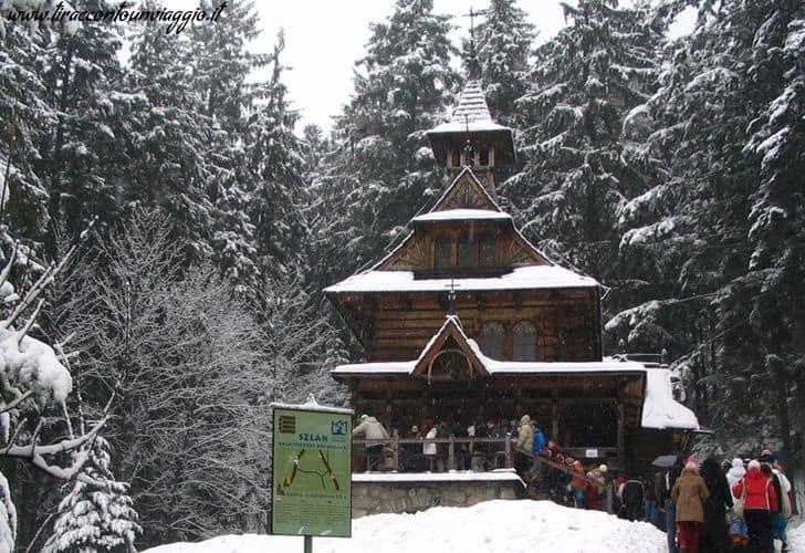 Cosa vedere a Zakopane, capitale invernale della Polonia