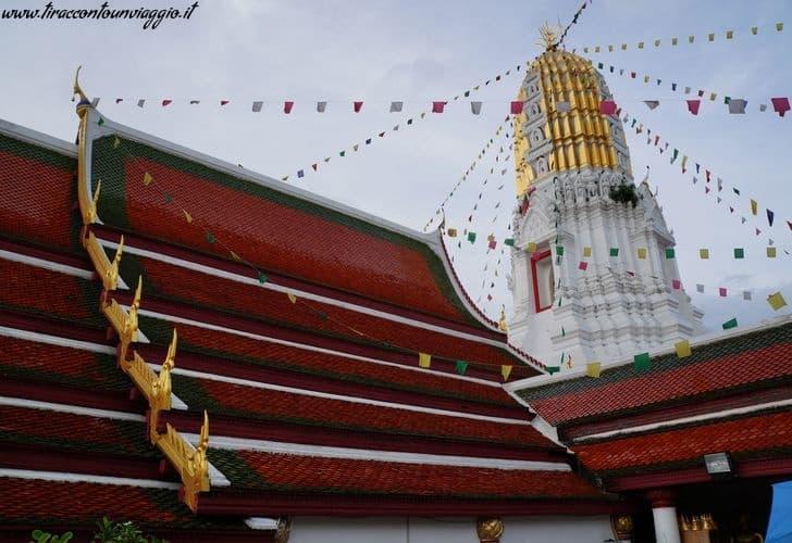 Nord Thailandia: passaggio a Phitsanulok, la città dei due fiumi