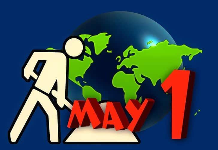 Primo maggio: festa del lavoro in Italia e nel mondo