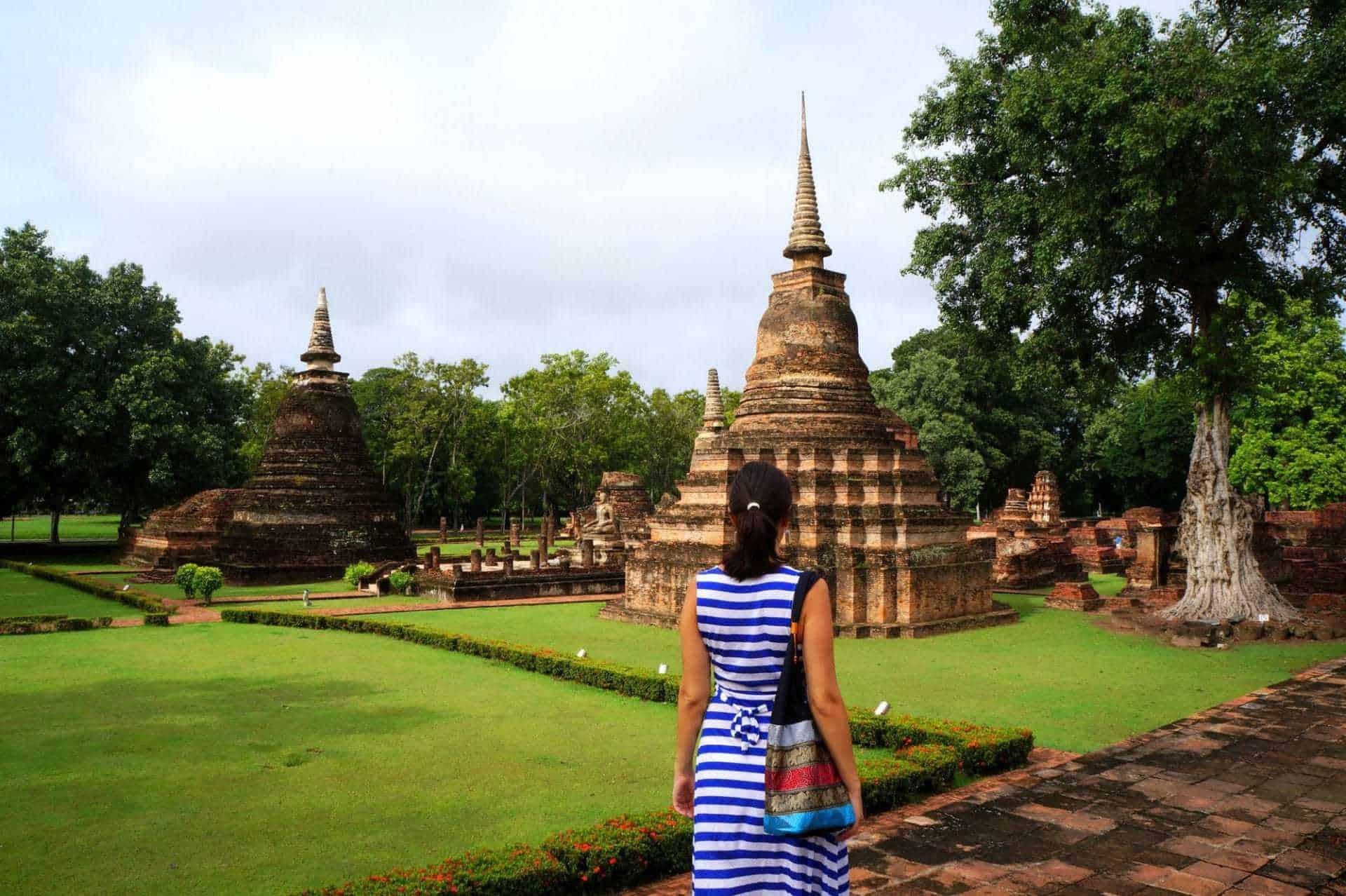 Cosa vedere a Sukhothai, prima capitale della Thailandia