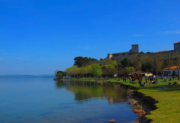 Umbria in relax: dal Lago Trasimeno alle Fonti del Clitunno