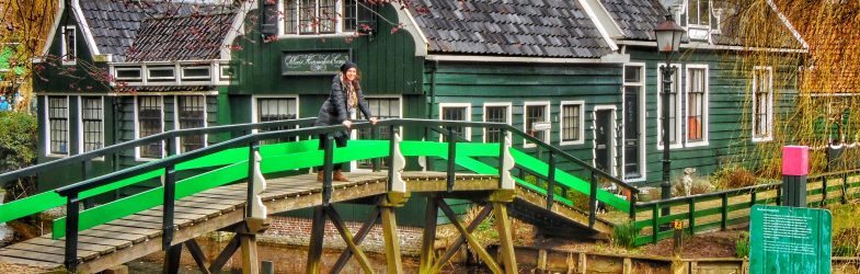 Cosa vedere a Zaanse Schans, l'Olanda dei mulini nei dintorni di Amsterdam