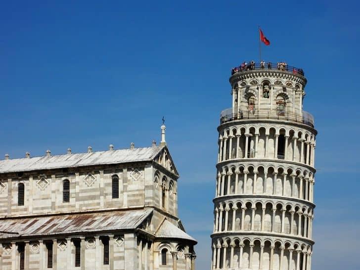 Cosa vedere a Pisa in un giorno: itinerario a piedi dalla stazione a Piazza dei Miracoli