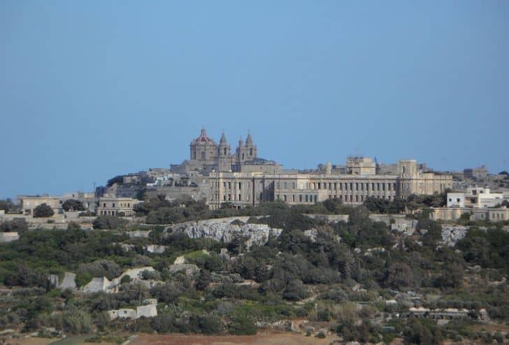 Cosa vedere a Mdina: nell'antica capitale di Malta per i miei 30 anni