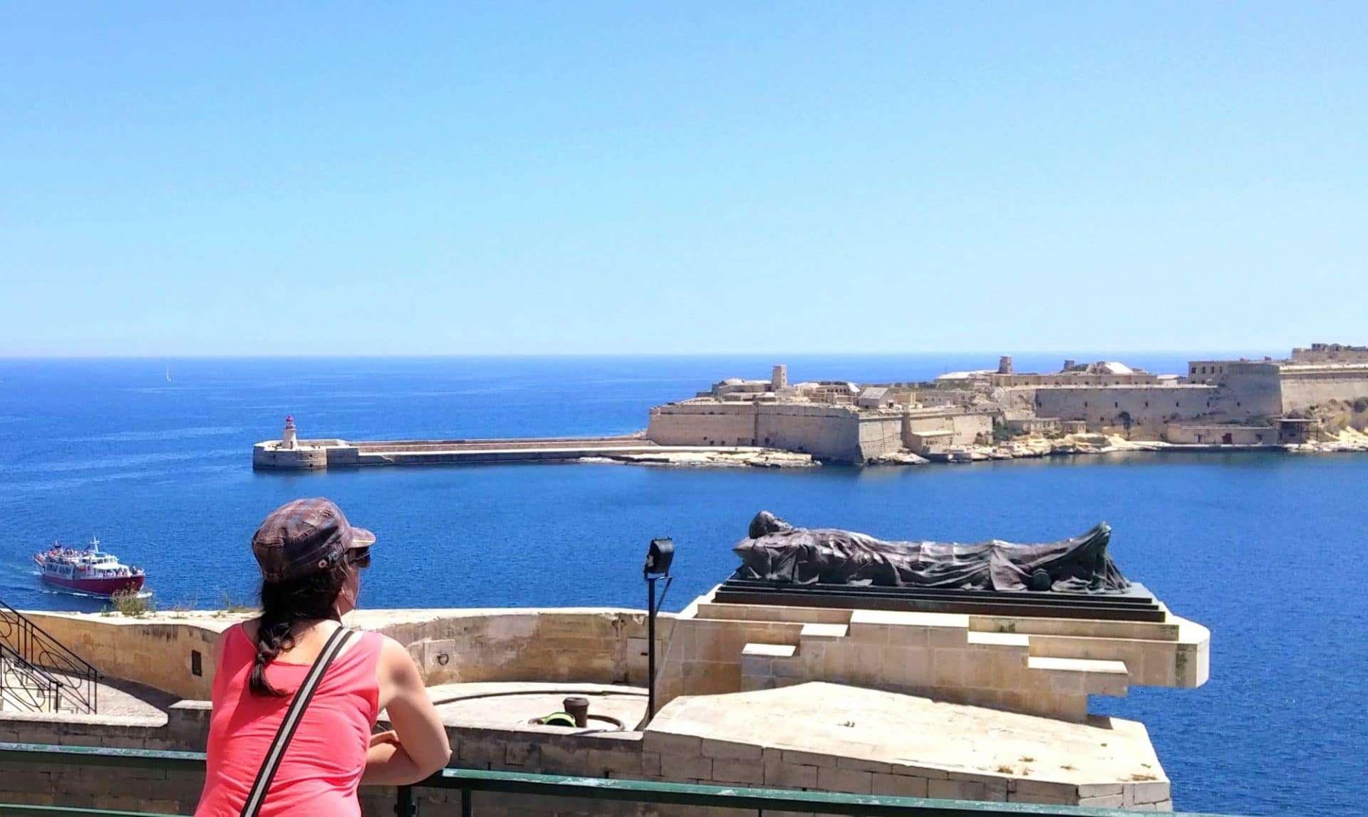 Cosa vedere a Malta in un giorno: itinerario a piedi a La Valletta
