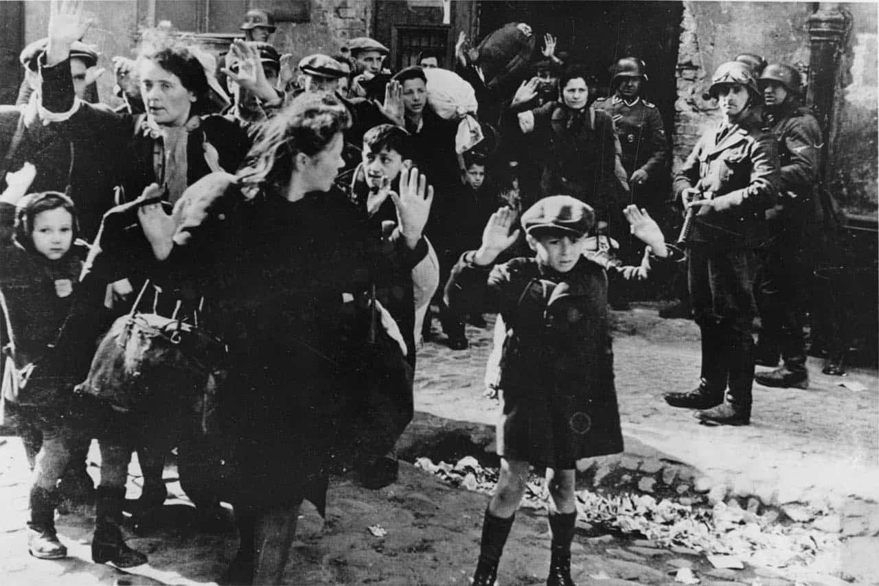 5 fotografie simbolo della seconda guerra mondiale