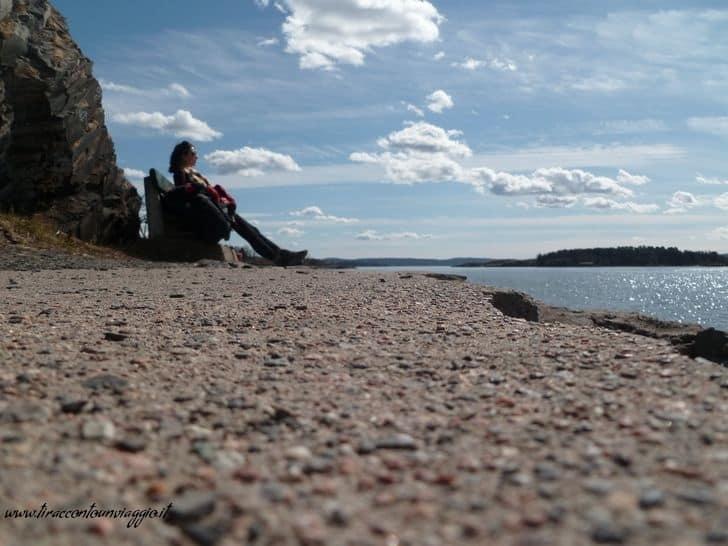 Isola di Hovedoya, scoperta meravigliosa nel fiordo di Oslo