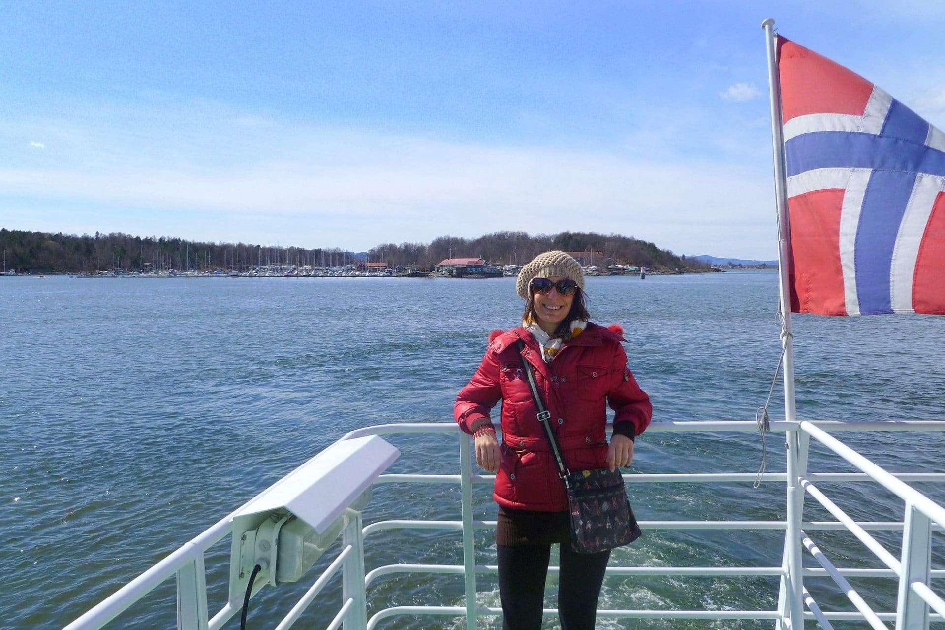 La mia minicrociera sul fiordo di Oslo a soli 10 euro!