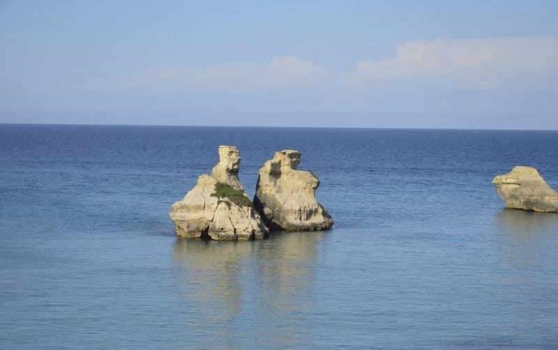 Vacanze in Salento: quando l'hotel è veramente sul mare