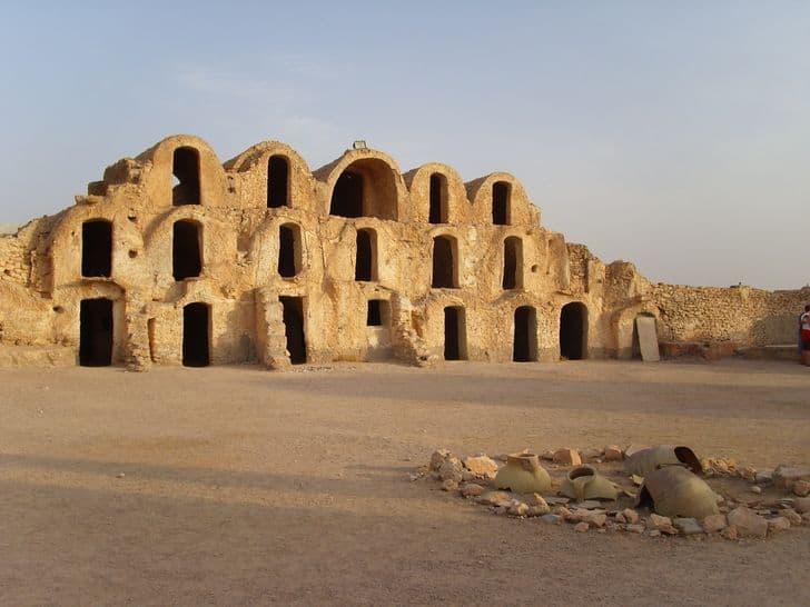 Sud Tunisia: villaggi berberi nel deserto del Sahara