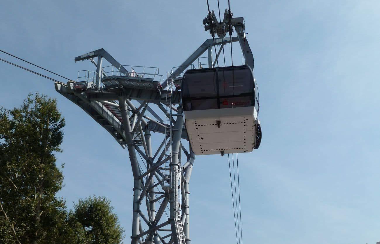 5 cose da sapere sulla funivia di Coblenza sul Reno, la più lunga della Germania