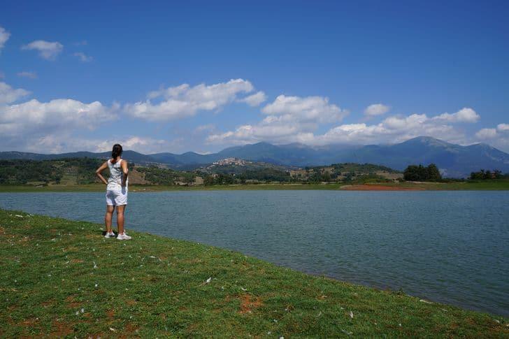 Lago di Canterno: il Lochness della Ciociaria