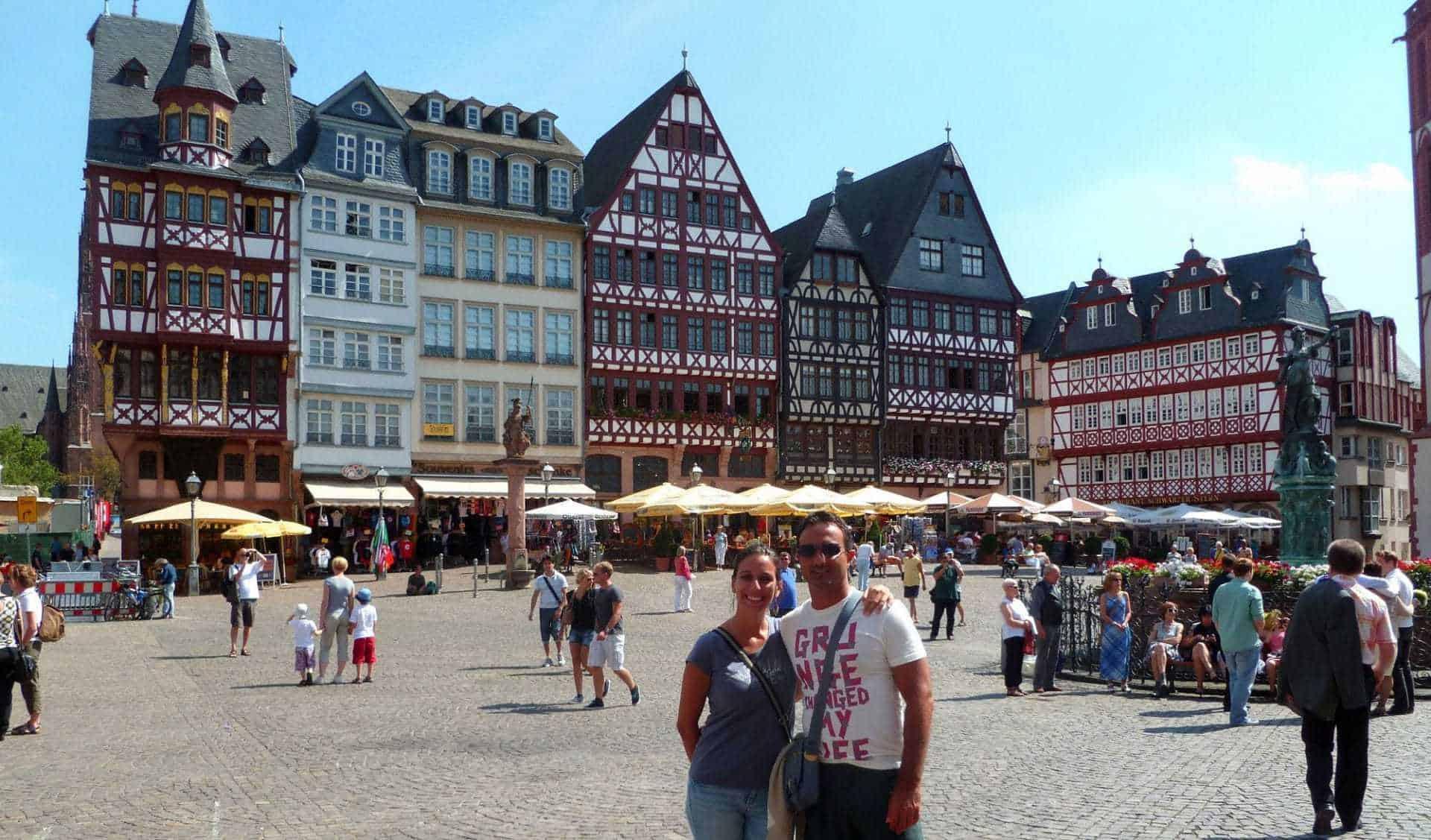 5 motivi per visitare Francoforte secondo me
