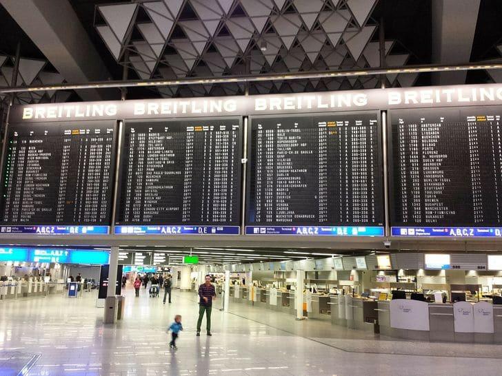 Dove puoi andare dall'aeroporto Francoforte-Hahn