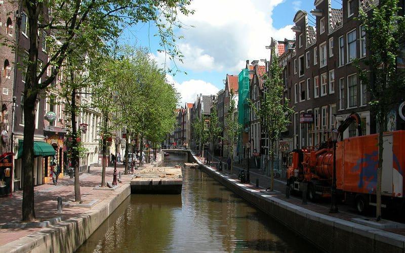 I 6 canali più belli di Amsterdam