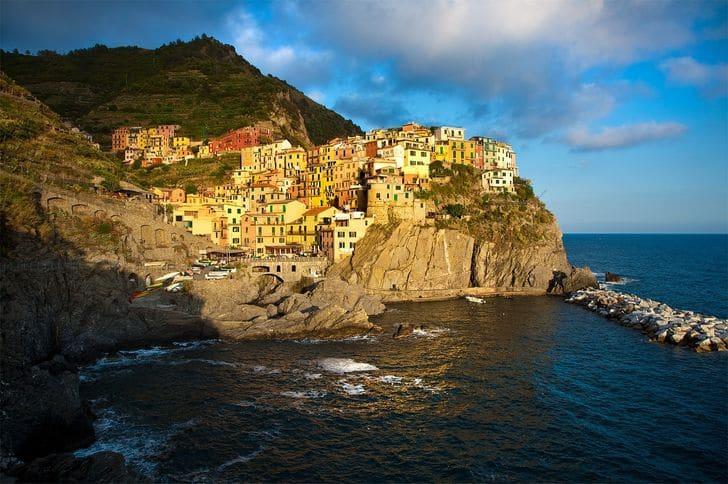 Monterosso al mare: una giornata alle Cinque Terre
