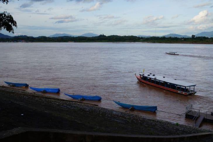 """La mia """"insolita"""" crociera sul Mekong a bordo di una long tail boat"""