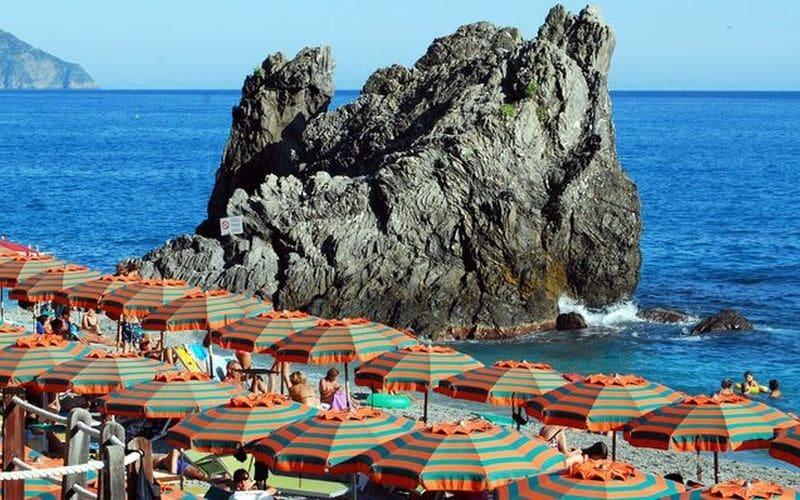 Monterosso al Mare: pomeriggio relax in spiaggia