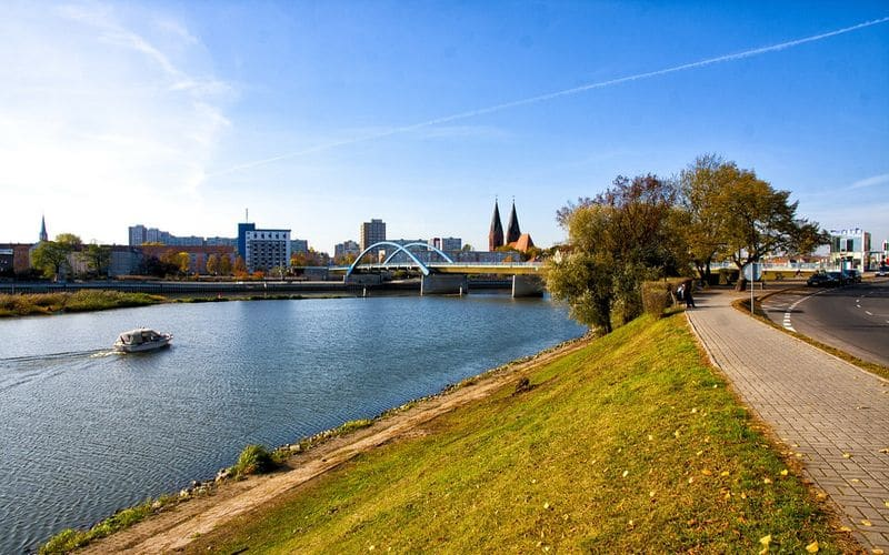 Scopriamo i quartieri di Francoforte