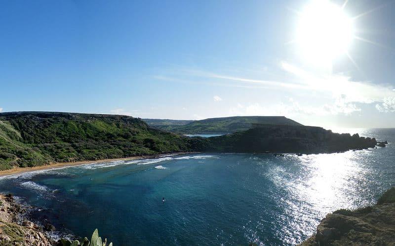 Le 7 spiagge più belle di Malta, Gozo e Comino