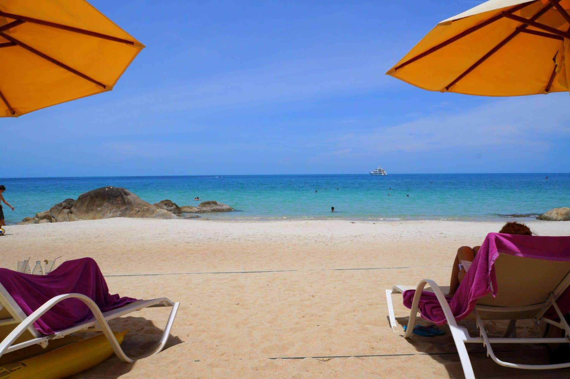 Perché non andare a Koh Samui (solo) per il mare