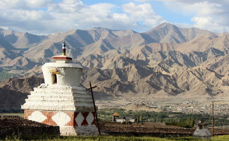 Ladakh: il paese degli alti valichi al nord dell'India