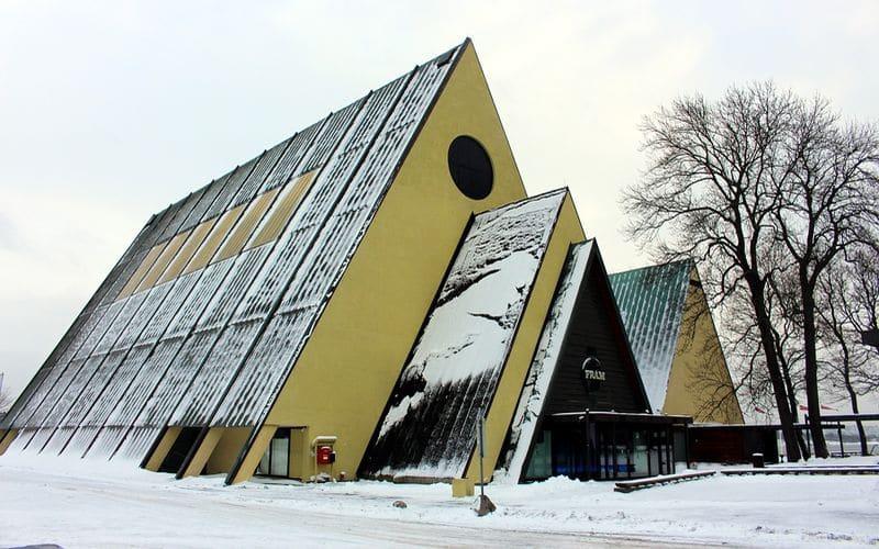 Al Museo Fram di Oslo per rivivere la conquista del Polo Sud