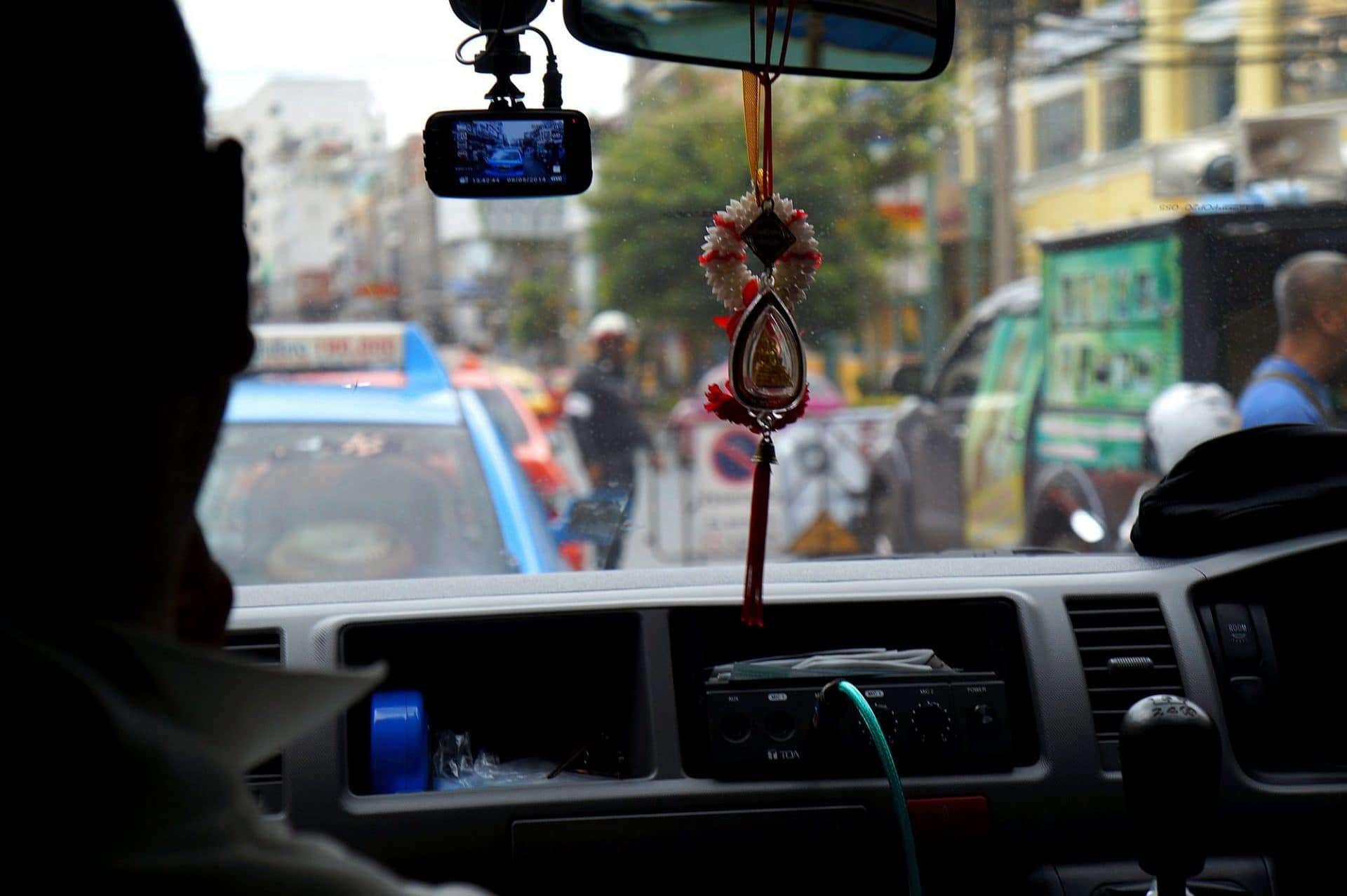 Se sai guidare a Bangkok, sai guidare ovunque!
