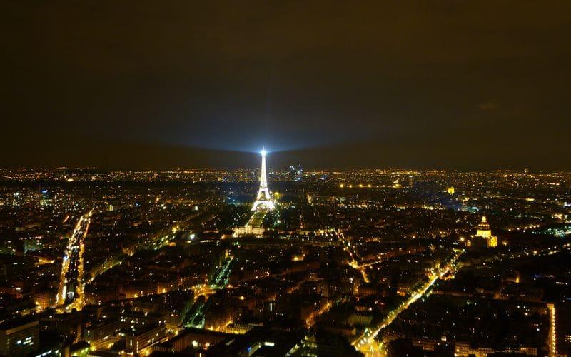 La vista più bella di Parigi non è dalla Tour Eiffel