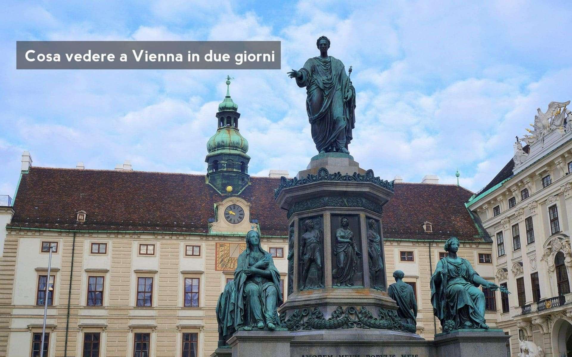 Cosa vedere a Vienna in 2 giorni