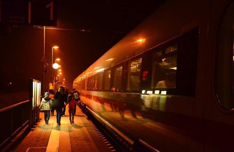 Verso la citta d'oro: in treno da Bratislava a Praga in 4 ore