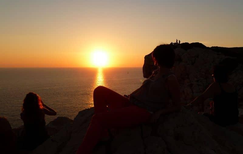 Alghero e la magia dei tramonti dal belvedere di Capo Caccia