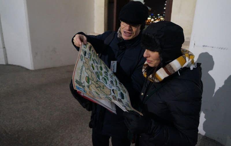 Visita guidata a Bratislava in italiano con Pavel