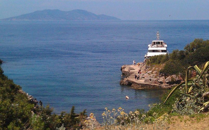 Isola del Giglio: la sentieristica e le attività di trekking consigliate