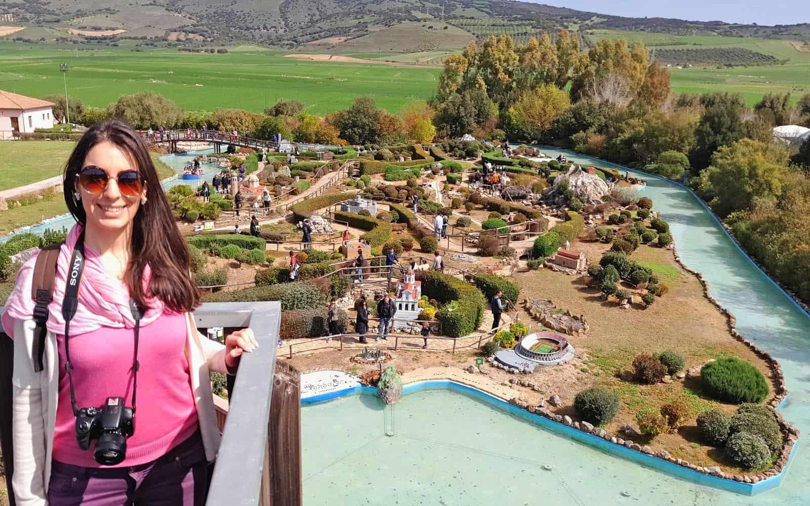 Parco Sardegna in miniatura: da nord a sud dell'isola in una passeggiata