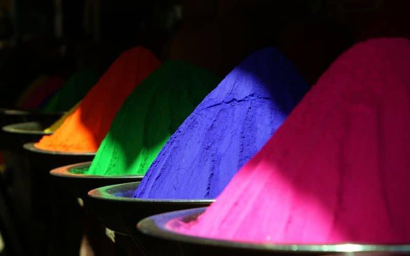 Il significato dei colori nelle diverse culture