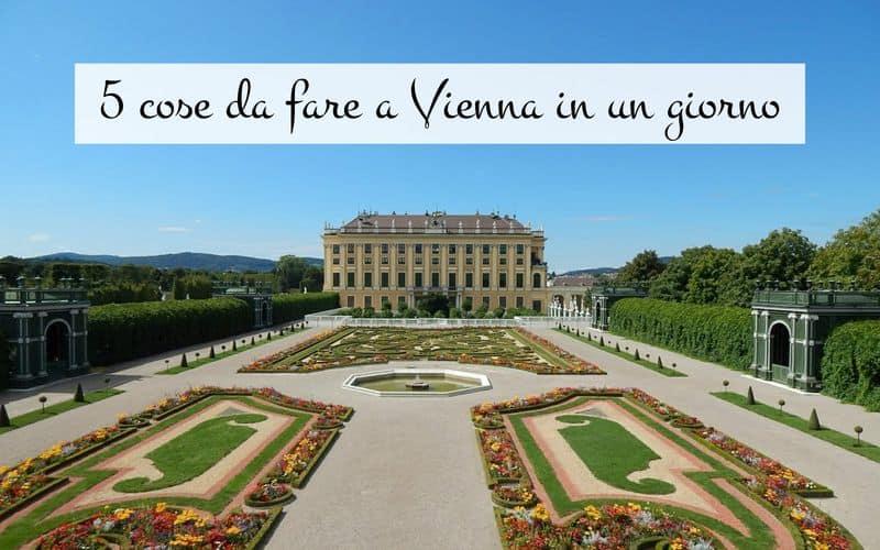 5 cose da fare a Vienna in un giorno