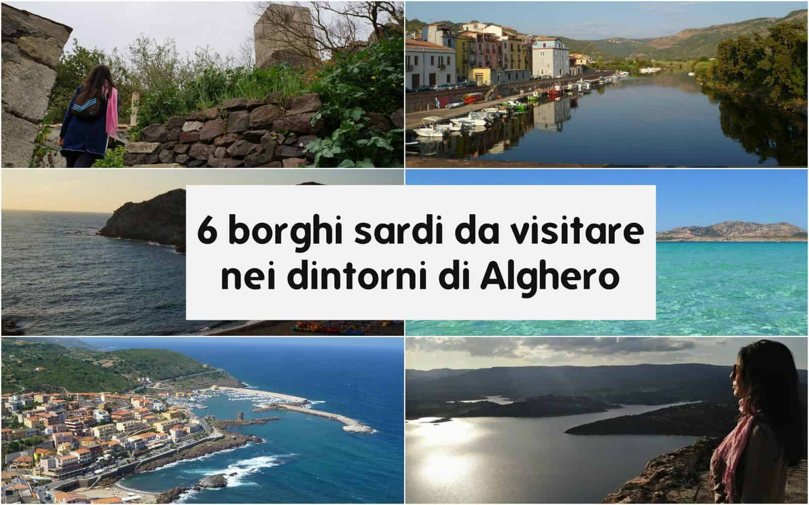 6 borghi sardi da visitare nei dintorni di Alghero
