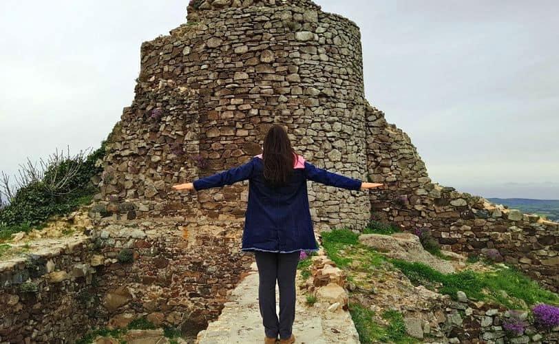 Le rovine del castello di Osilo hanno ancora una storia da raccontare