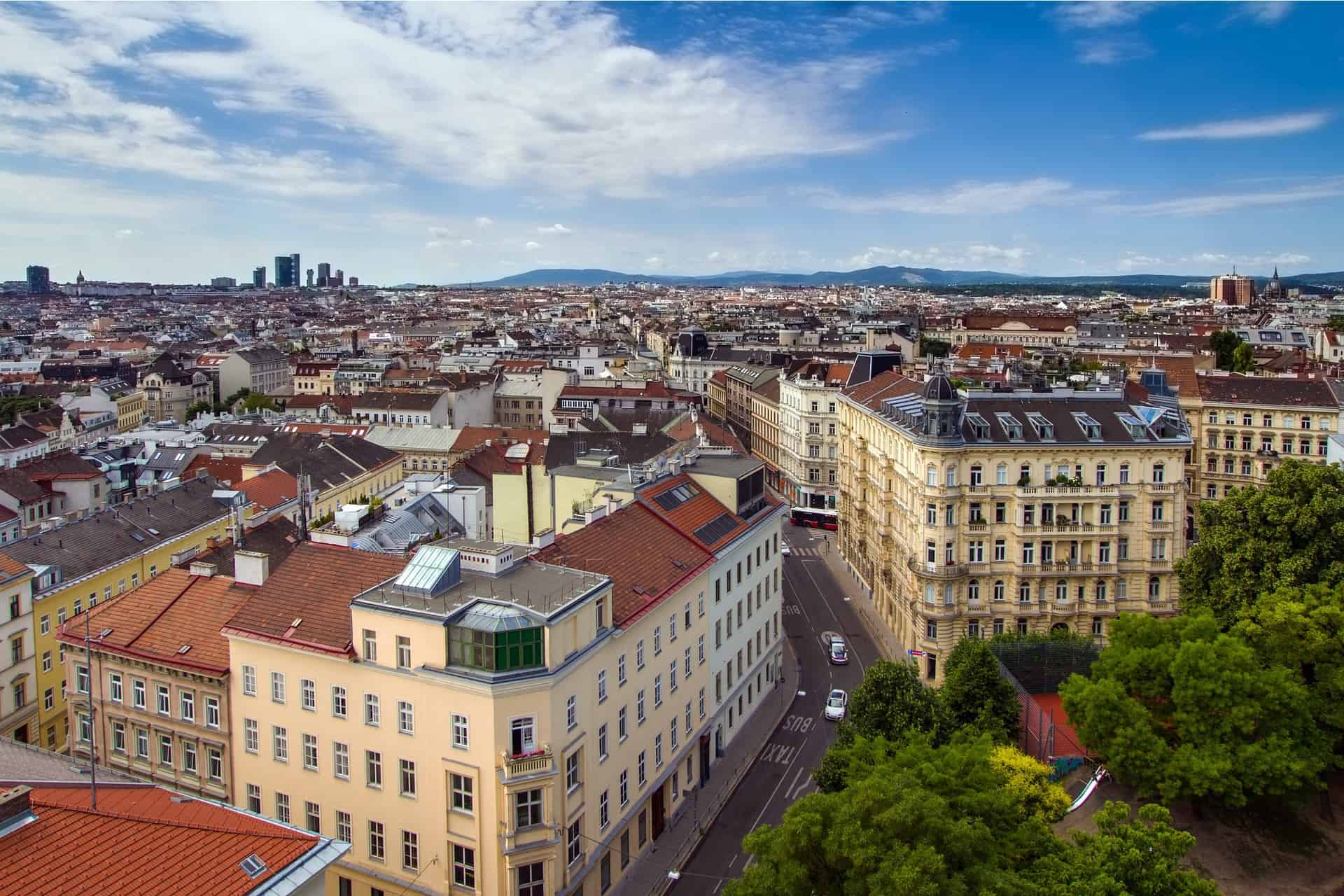 Dove dormire a Vienna spendendo poco