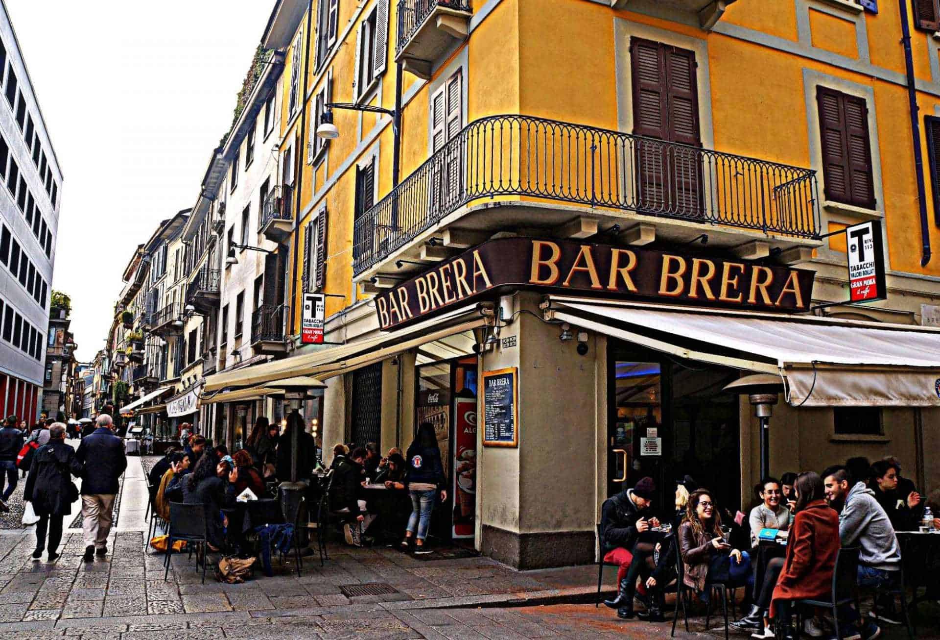 5 cose da vedere nel quartiere Brera, il Marais di Milano